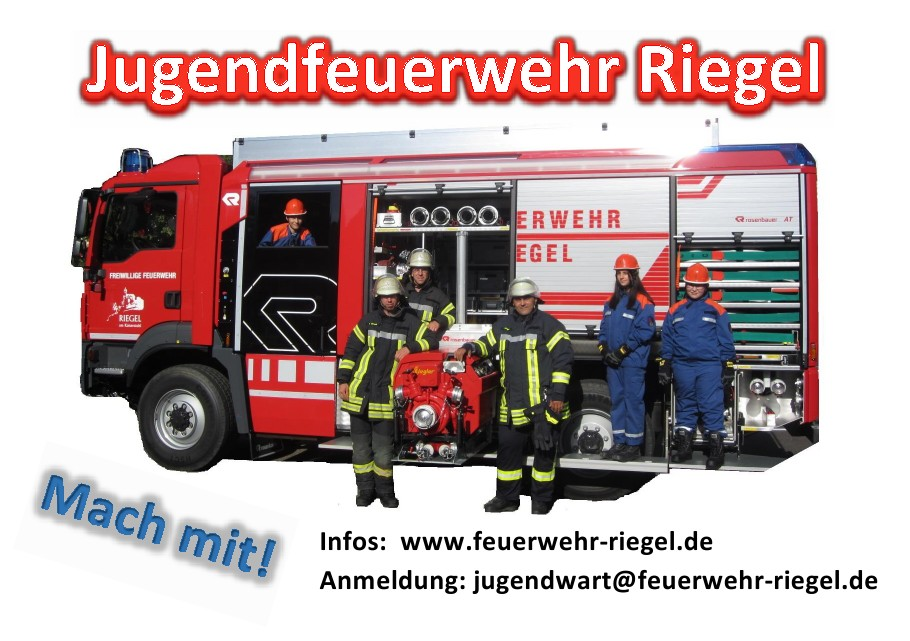 JFW Riegel Flyer